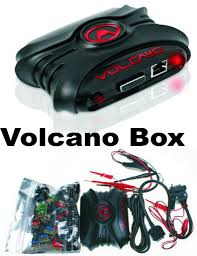 Volcano Box Fully Activated (Merapi and Inferno Included)
