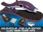 Dolphin Clip Universal JTAG Edition (37 in 1 JIGs)