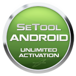 SeTool Android Unlimited activation